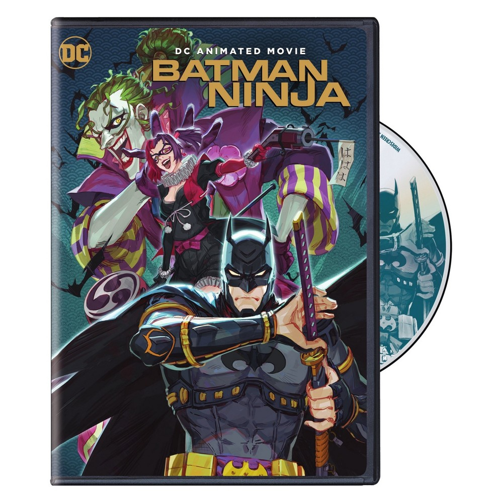 Batman Ninja (Dvd), Movies
