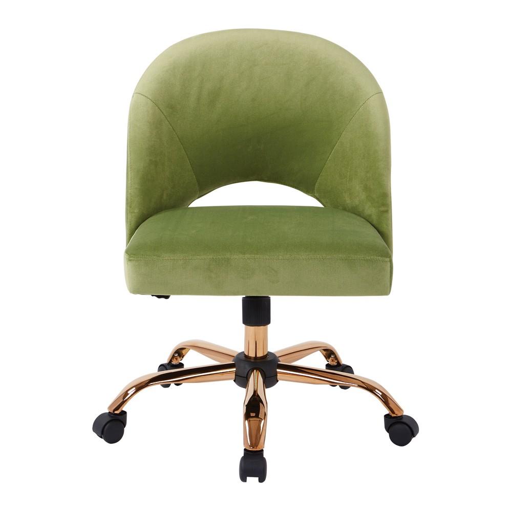 Lula Office Chair - Garden Green - Ave-Six