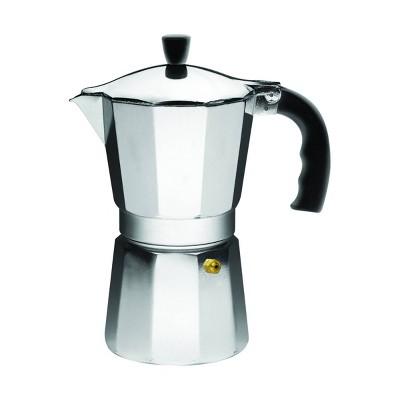 Imusa 3 Cup Aluminum Stovetop Coffeemaker