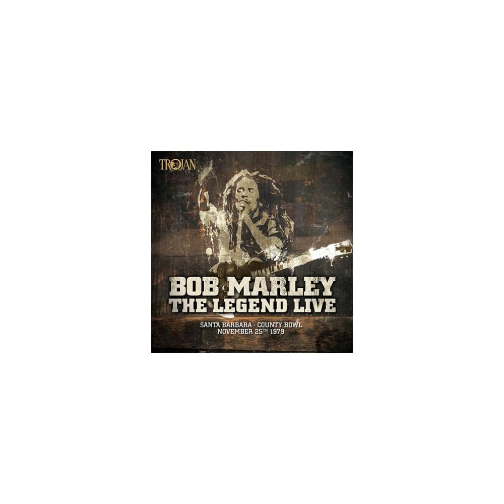 Bob & The Wa Marley - Legend Live In Santa Barbara (Vinyl)
