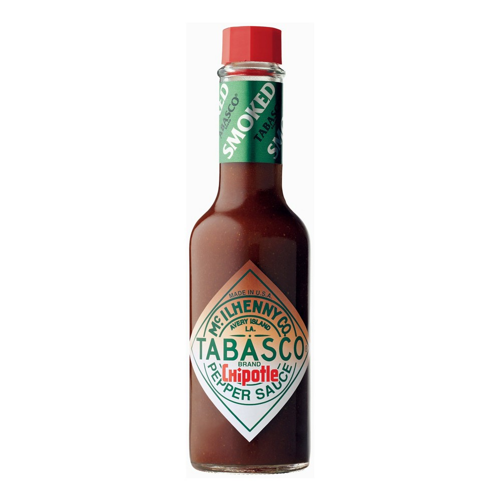 McIlhenny Tabasco Chipotle Pepper Sauce - 5oz