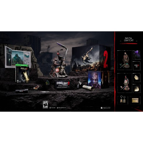 Dying Light 2 Stay Human: Collector's Edition - Xbox Series X/Xbox One - image 1 of 4
