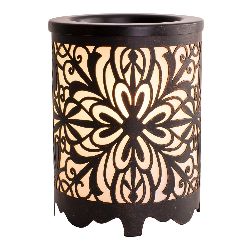 Image of Rowena Electric Wax Warmer - Ador, Brown