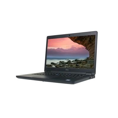 Dell 5490 Laptop, Core i5-7300U 2.6GHz, 16GB, 512GB SSD, 14in FHD, Windows 10 Pro (64bit), Webcam, Manufacturer Refurbished