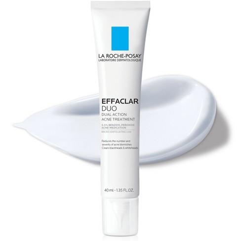 La Roche Posay Effaclar Duo Dual Action Acne Treatment - 1 35oz