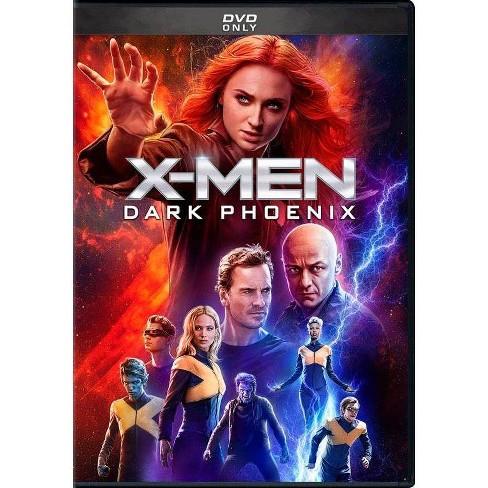 X-Men: Dark Phoenix (DVD) - image 1 of 1