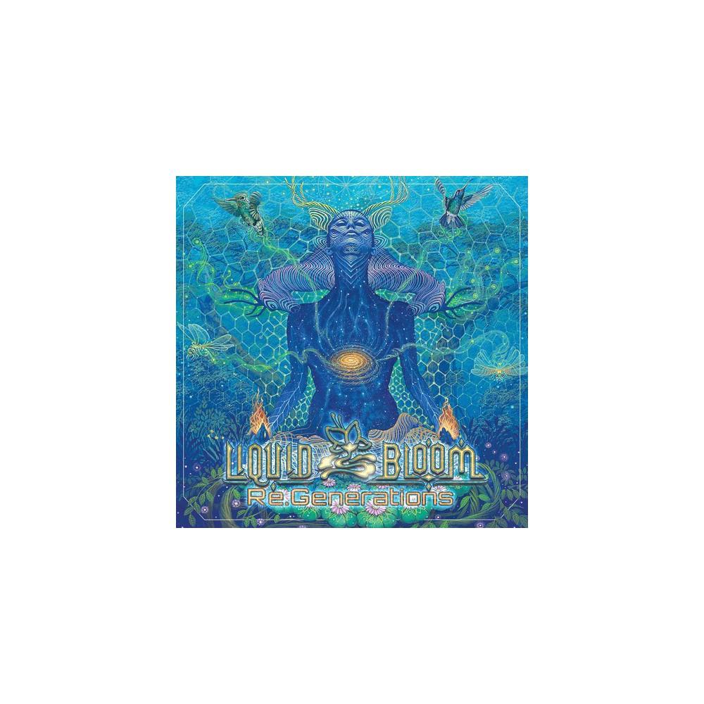 Liquid Bloom - Re Generations (CD)