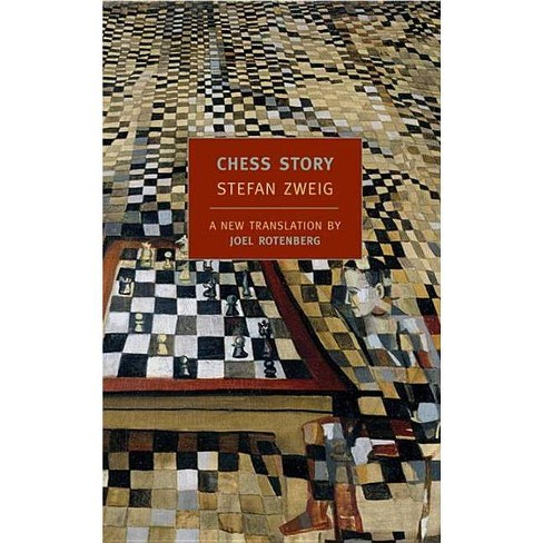 Chess Story - (New York Review Books Classics) by  Stefan Zweig (Paperback) - image 1 of 1