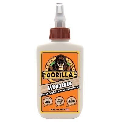 Gorilla 4oz Wood Glue