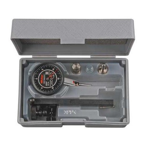 MITUTOYO 513-442-16T Dial Test Indicator,Hori,0 to 0.060 In - image 1 of 1