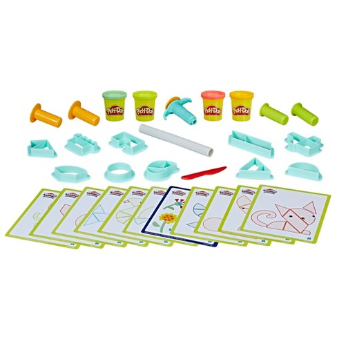 play doh academy puzzle solvers kit target
