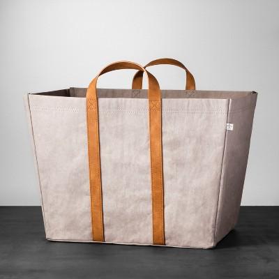 Foldable Storage Bin Large - Hearth & Hand™ with Magnolia