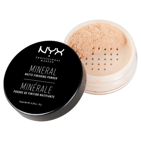 NYX Professional Makeup Mineral Matte Finishing Powder - image 1 of 2