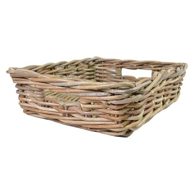 Rectangular Storage Basket - Small - Smith & Hawken™