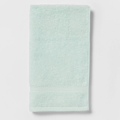 Perfectly Soft Solid Hand Towel Mint Green - Opalhouse™