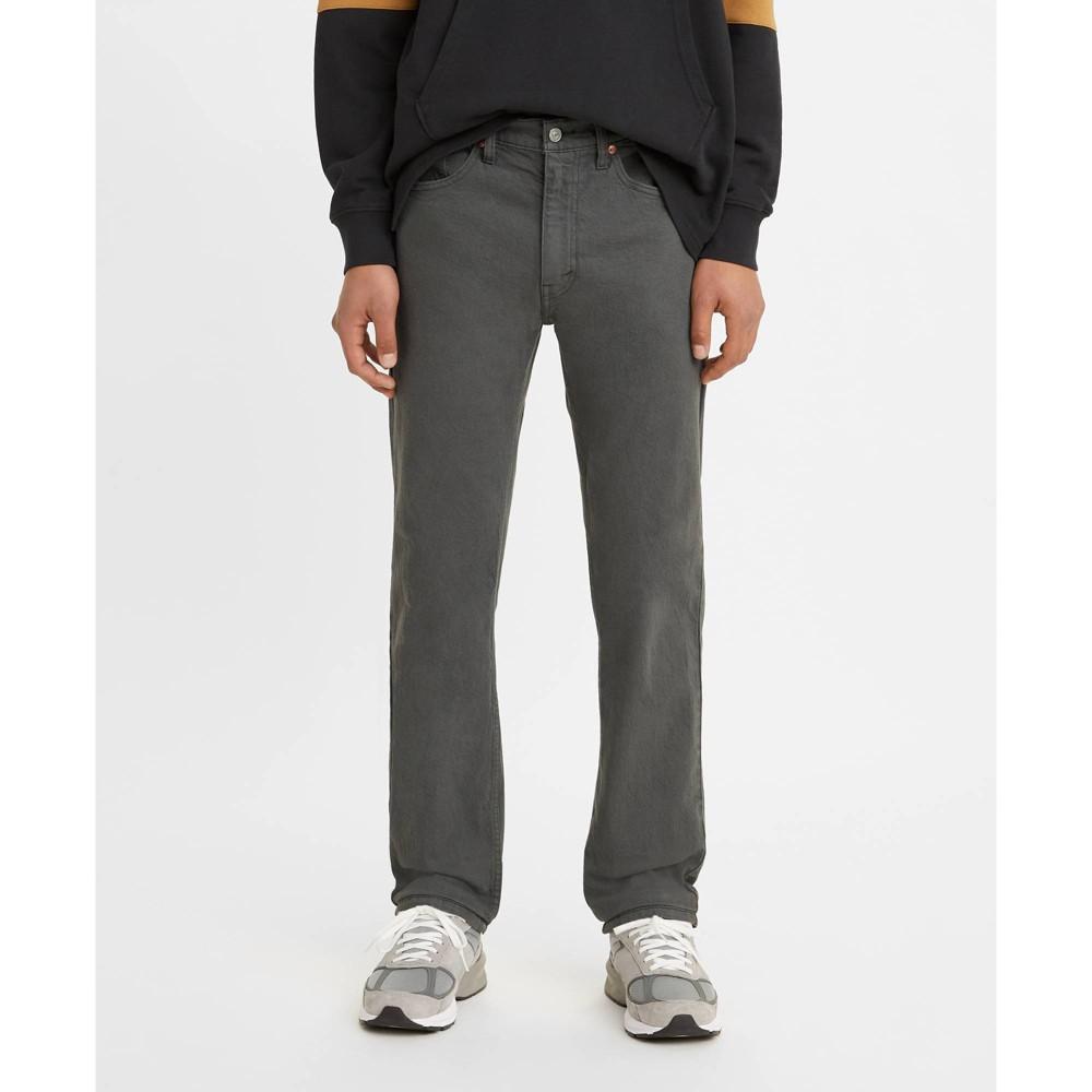 Levi 39 S 174 Men 39 S 505 8482 Straight Regular Fit Jeans Iron Gray 32x32