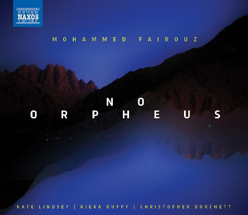 Kate lindsey - Fairouz:No orpheus (CD) - image 1 of 1