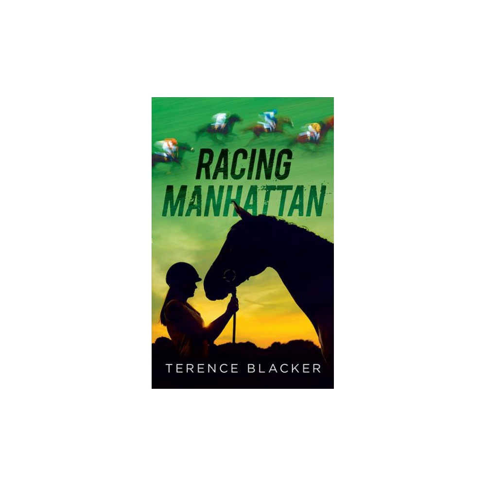 Racing Manhattan : Library Edition - Unabridged by Terence Blacker (CD/Spoken Word)