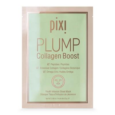 Pixi by Petra PLUMP Collagen Boost Volumizing Face Sheet Mask - 3ct - 0.8oz