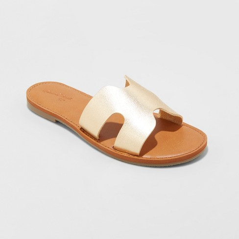 afb49a564 Women's Jenny Slide Sandals - Universal Thread™ : Target