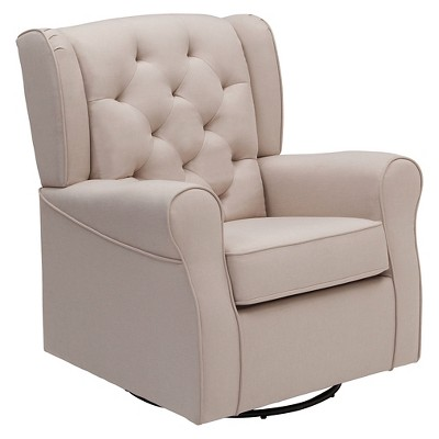 Delta Children® Emma Nursery Glider Swivel Rocker Chair : Target