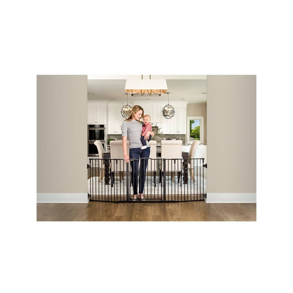 Image of Regalo Home Accents Widespan Safety Gate