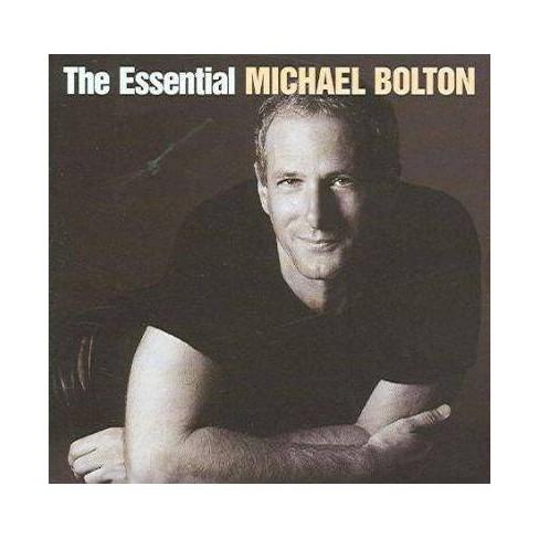 Michael Bolton - Essential Michael Bolton (CD) - image 1 of 7