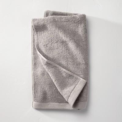 Organic Hand Towel Gray - Casaluna™