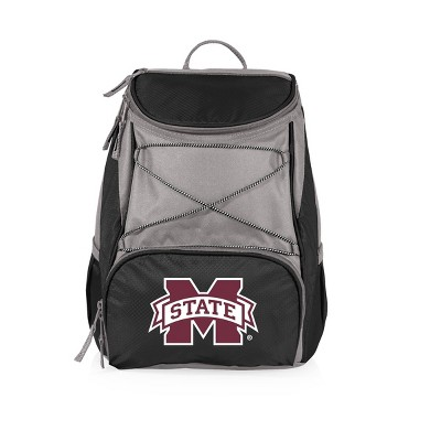 NCAA Mississippi State Bulldogs PTX Backpack Cooler - Black