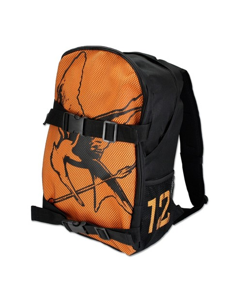"The Hunger Games Movie Backpack ""Double Buckle"" - image 1 of 1"