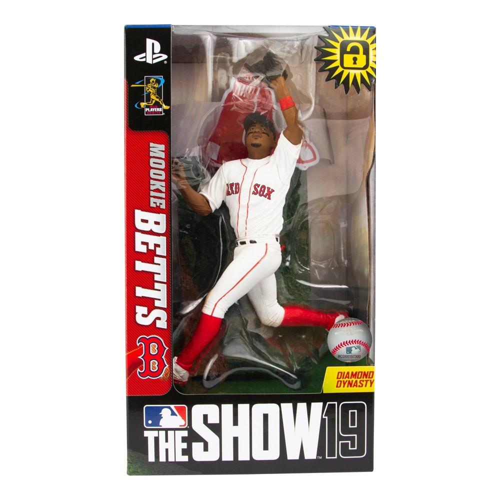 Boston Red Sox McFarlane Toys MLB The Show 19 Figure - Mookie Betts