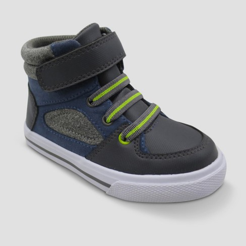 Toddler Boys' Bishop Casual Sneakers - Cat & Jack™ Gray - image 1 of 3