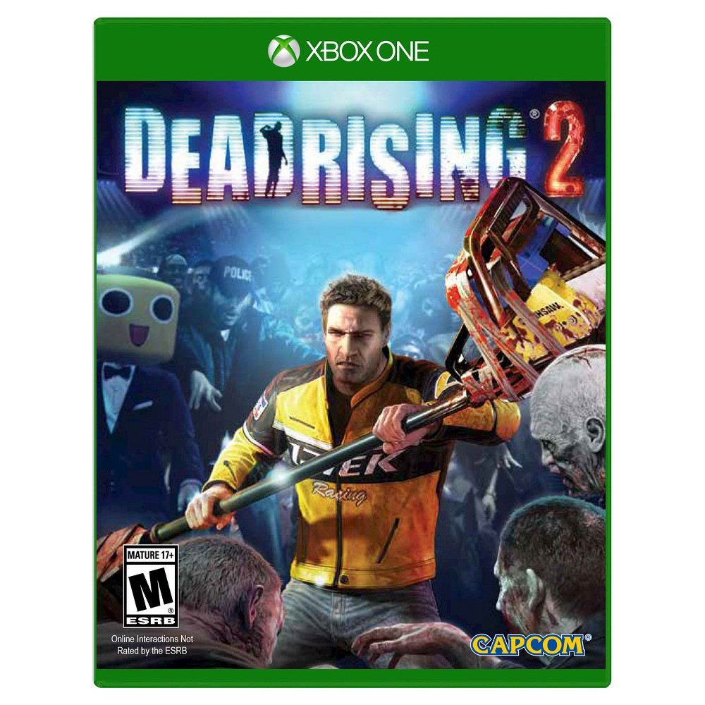 Dead Rising 2 Xbox One, video games