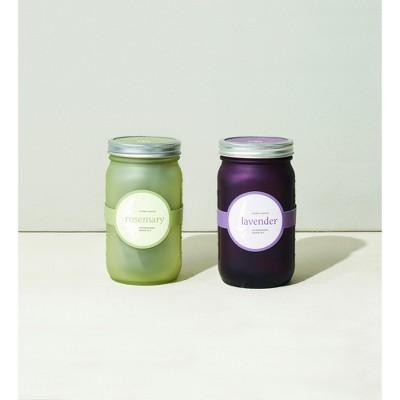 Modern Sprout Glass Jar Grow Set