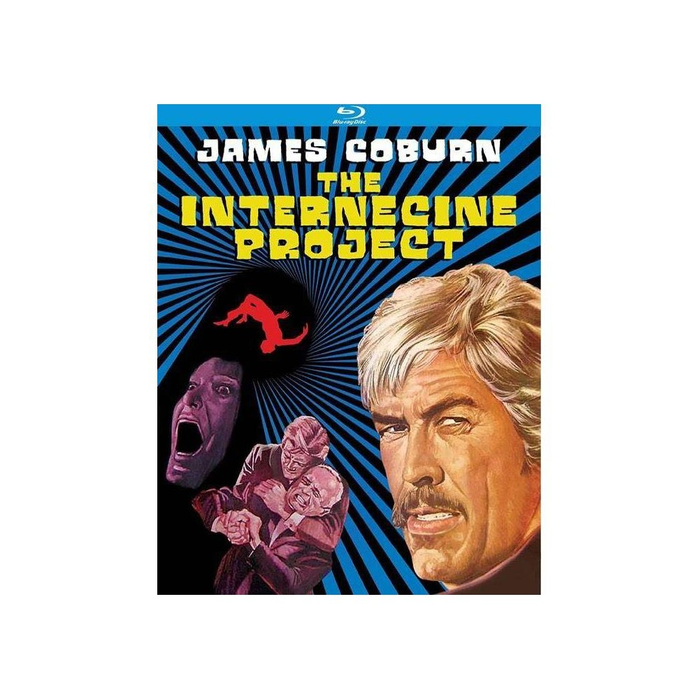 The Internecine Project Blu Ray