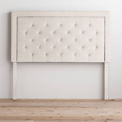 Upholstered Headboard with Diamond Tufting - Brookside Home
