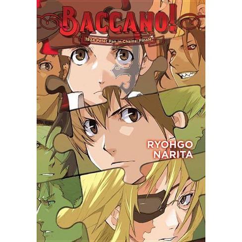 Baccano!, Vol. 10 (Light Novel) - by  Ryohgo Narita (Hardcover) - image 1 of 1