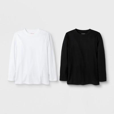 Boys' 2pk Long Sleeve T-Shirt - Cat & Jack™