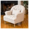 Anastasia Tufted Chair - Christopher Knight Home - image 4 of 4