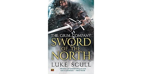 Sword of the North (Paperback) (Luke Scull) - image 1 of 1