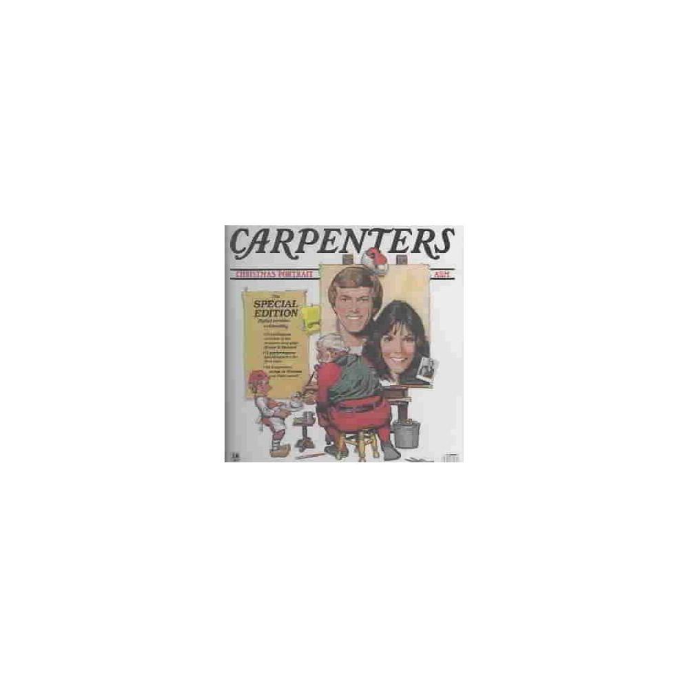 The Carpenters Christmas Portrait Cd