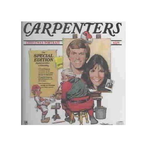 Carpenters The Christmas Portrait Cd Target