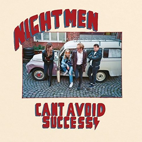 Nightmen - Cant Avoid Success (CD) - image 1 of 1