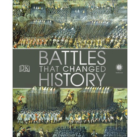 Battles That Changed History -  (Hardcover) - image 1 of 1
