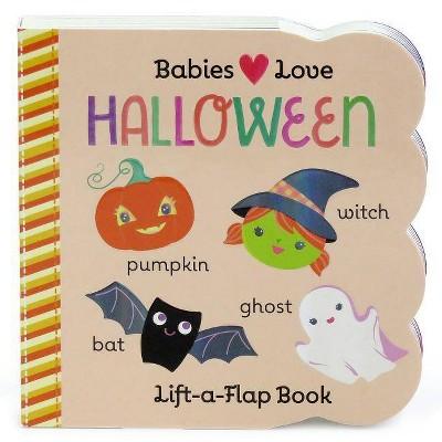 Halloween First Words (Board Book)(Rosa Vonfeder)