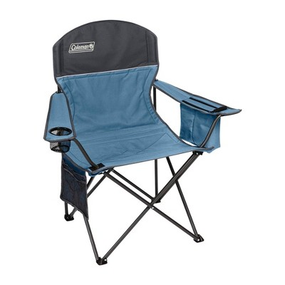 Coleman Cooler Quad Chair - Dusk