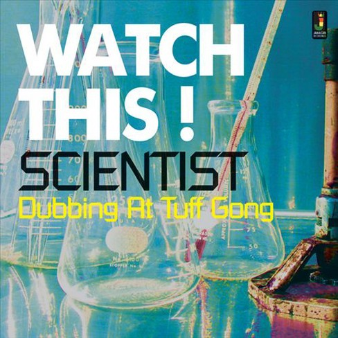 Scientist - Watch this dubbing at tuff gong (CD) - image 1 of 1