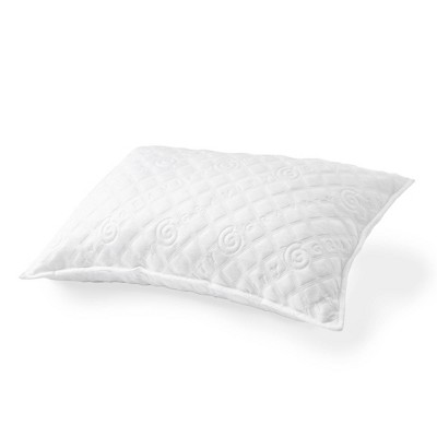 Standard Shredded Memory Foam Hybrid Bed Pillow - Gravity