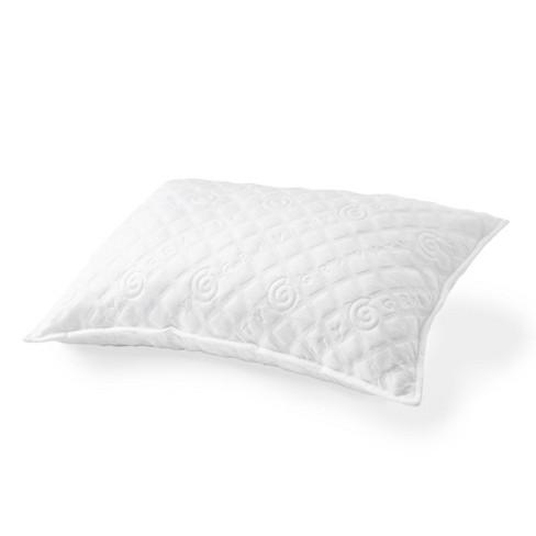 Standard Shredded Memory Foam Hybrid Bed Pillow - Gravity - image 1 of 4