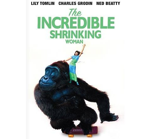Incredible Shrinking Woman (DVD) - image 1 of 1